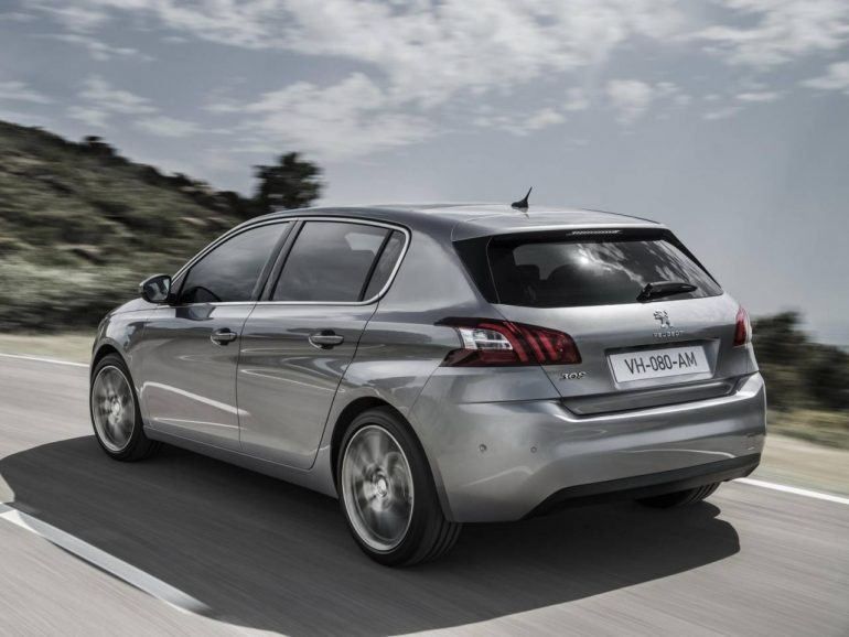 New Peugeot 308 to arrive in Malaysia by mid-2015? - Autofreaks.com