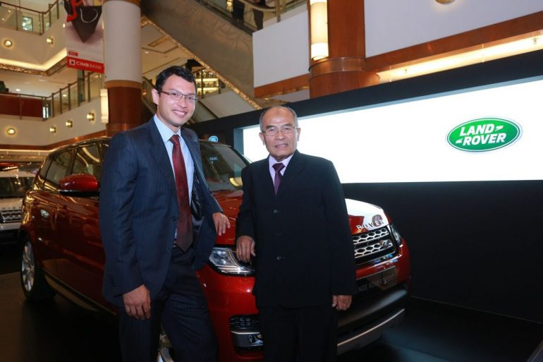 Sisma Auto Kicks Off Its First Jaguar Land Rover Roadshow