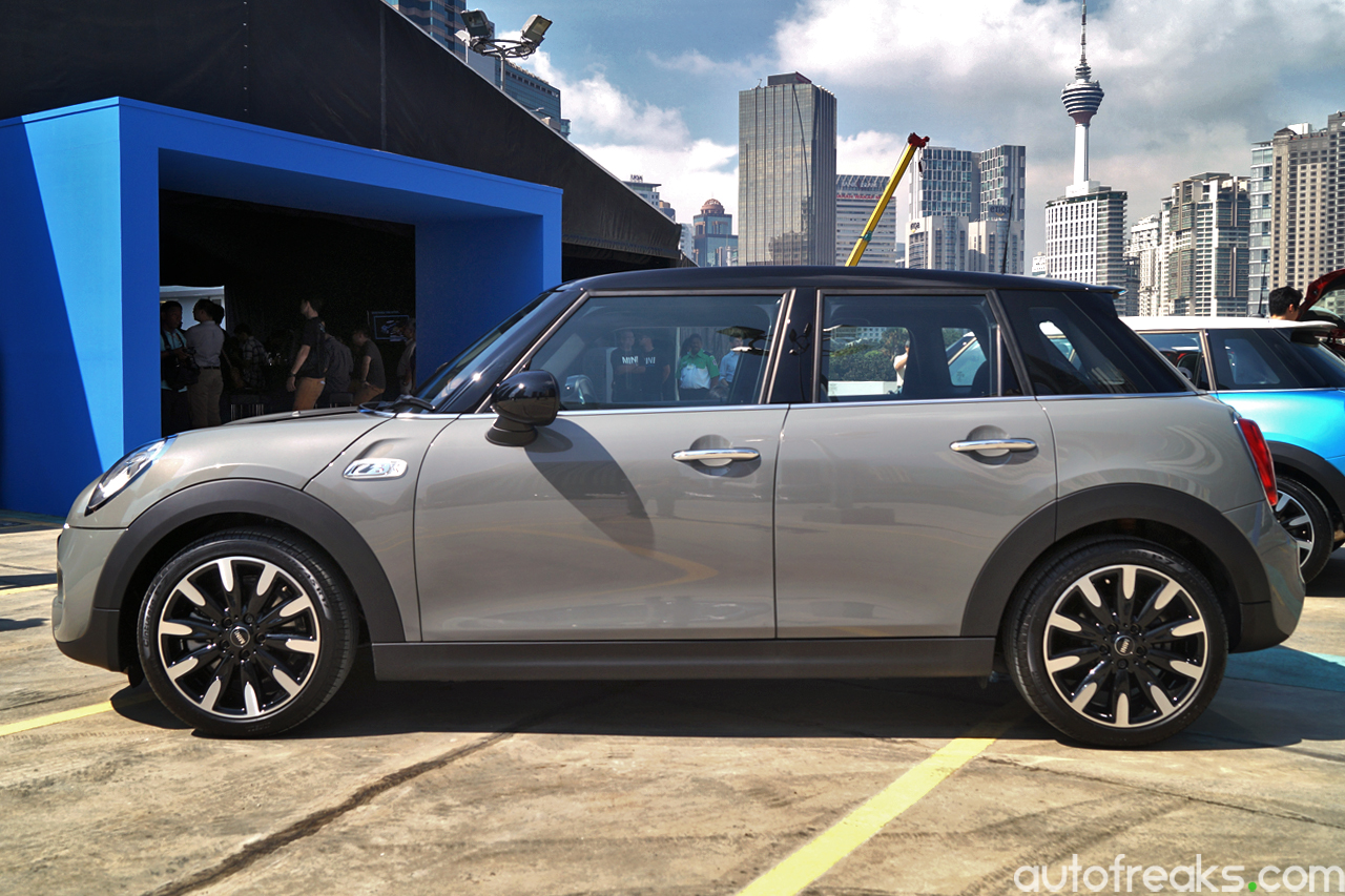 New Mini 5 Door Launched Priced From Rm238 888
