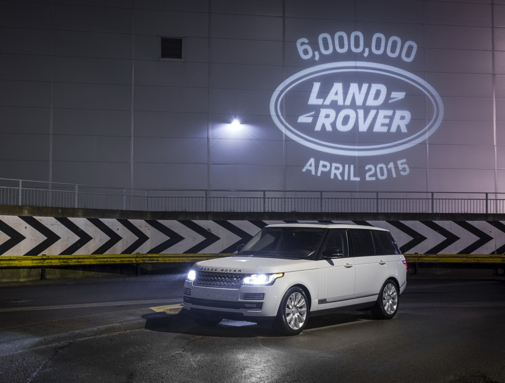 6 millionth Land Rover (2)