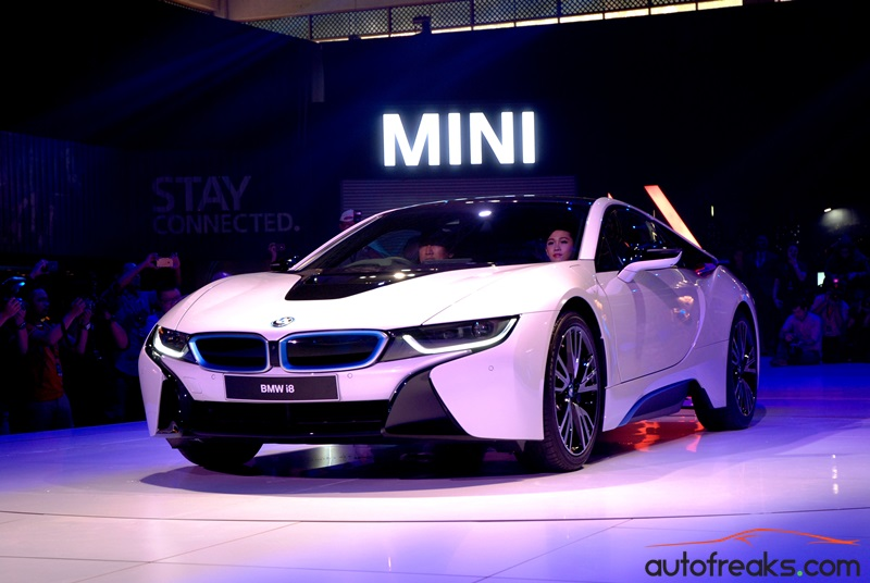 Bmw I8 Arrives In Malaysia Yours For A Cool Rm1 188 800