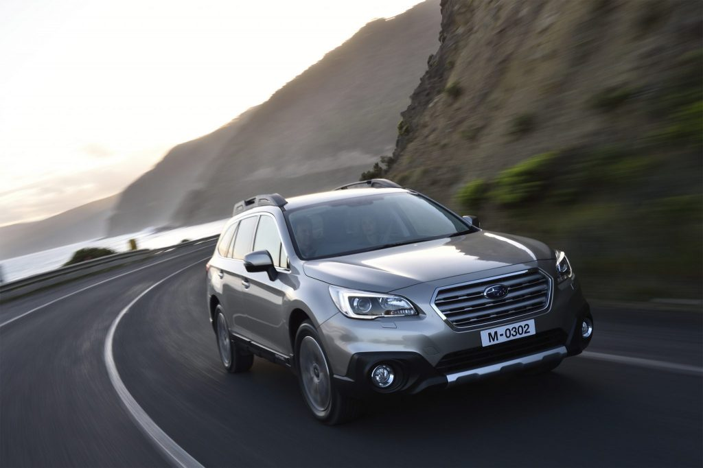 subaru launches all new outback in malaysia. Black Bedroom Furniture Sets. Home Design Ideas