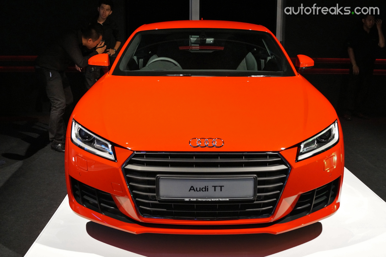 2015 audi tt rs autos post. Black Bedroom Furniture Sets. Home Design Ideas