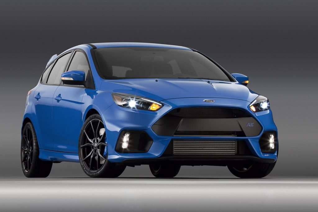 Ford Focus RS (1)