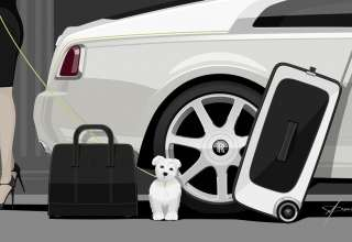 Rolls-Royce Wraith Luggage Collection (9)