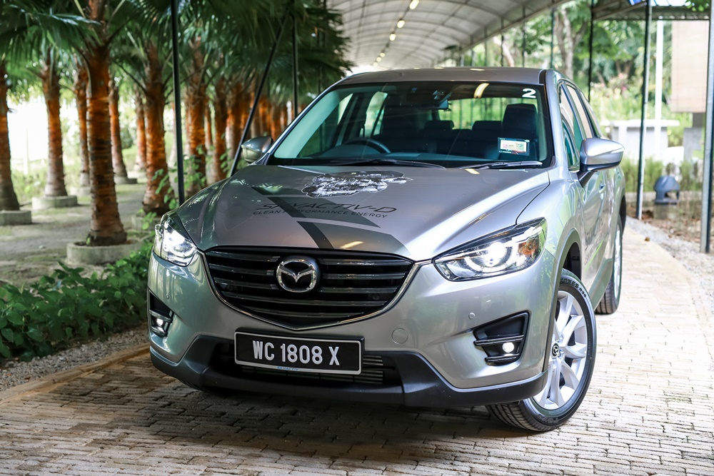 bermaz motor launches clean diesel cx 5 and mazda6 in malaysia. Black Bedroom Furniture Sets. Home Design Ideas