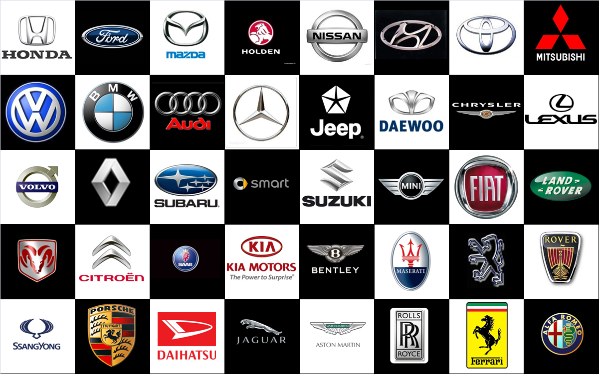 Car Logos And What They Really Mean Video Autofreaks